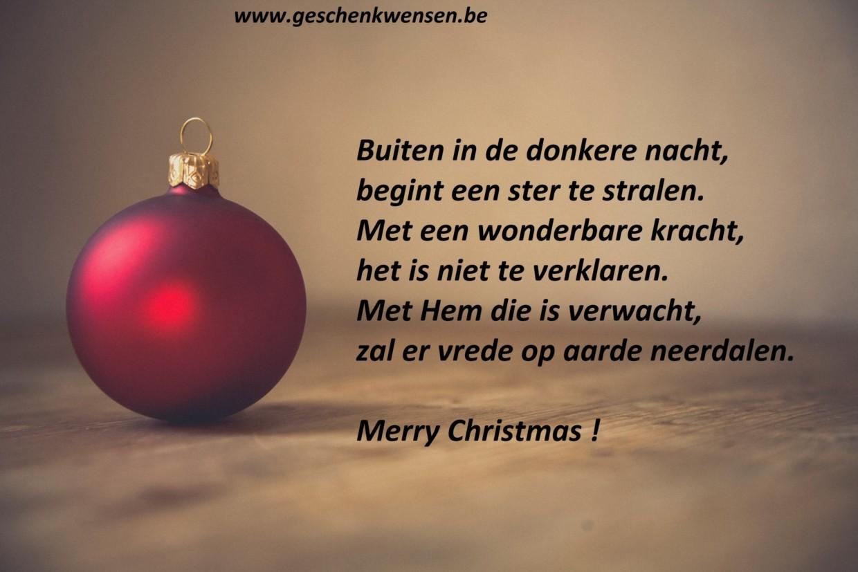 Kerstwensen - Christmas