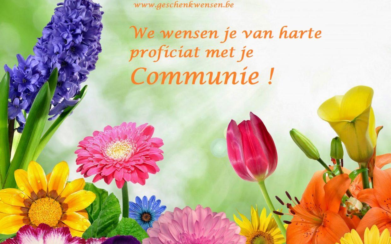 Communiewensen | Communie | Communiegedichten ...