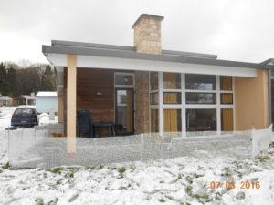 Landal Village l' Eau d'Heure 6-persoonsbungalow - 6D2 - (Bungalownummer 171)