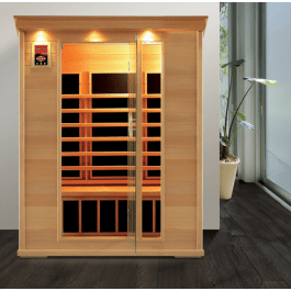 Infrarood sauna carbon