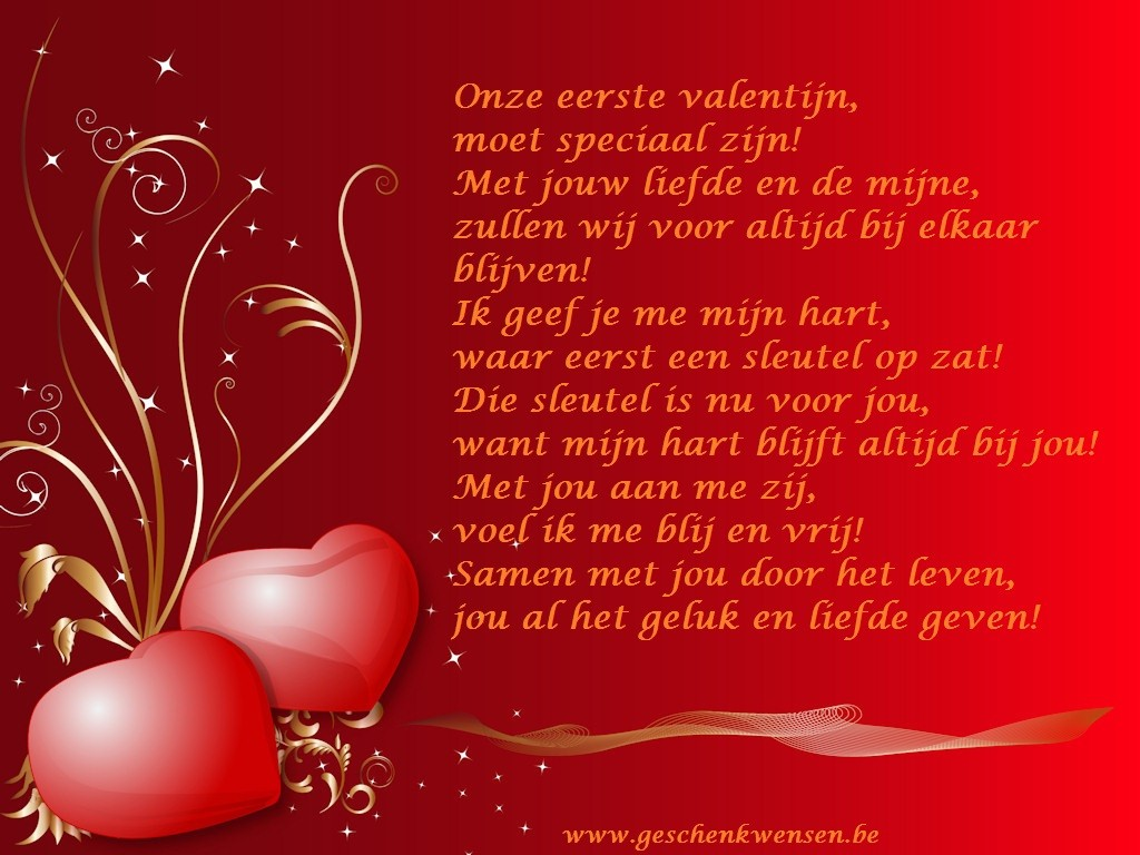 Betere Valentijnsgedichten 2020 | Liefdesgedichten | Vriendschap BJ-33