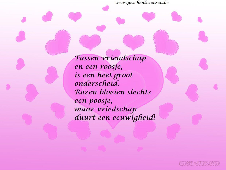 versje valentijn