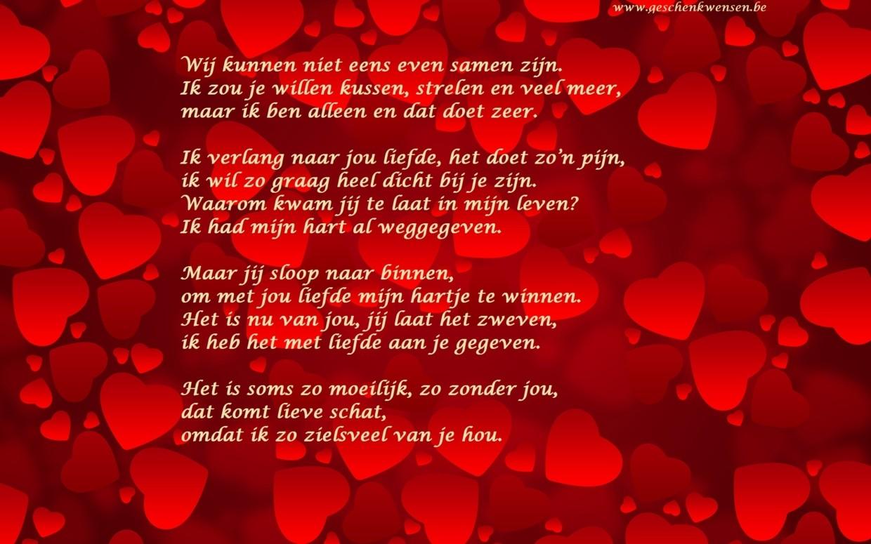 valentijn rijm