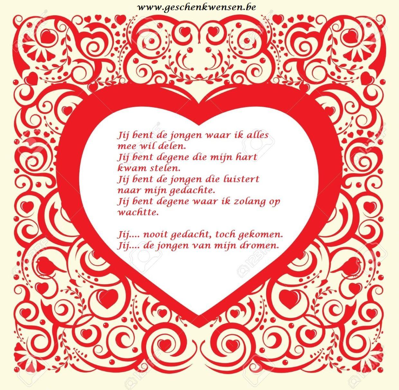 valentijn versjes
