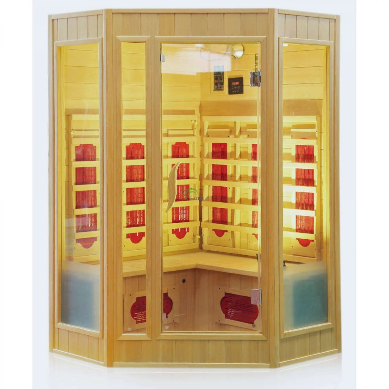 infrarood sauna keramisch
