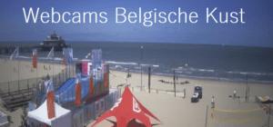 Webcams Belgische Kust Oostende De Haan Knokke-Heist Zeebrugge Wenduine Bredene De Panne
