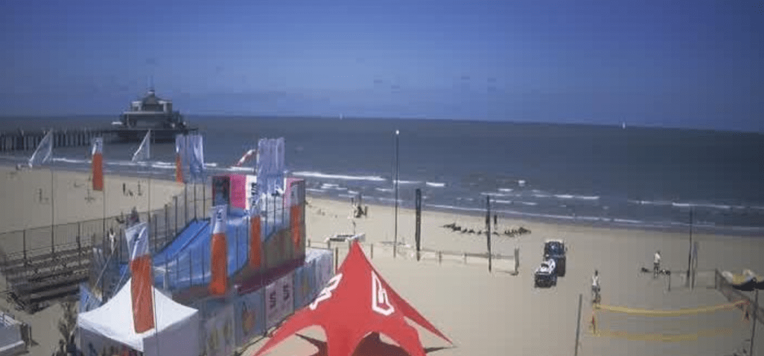 Webcam Blankenberge