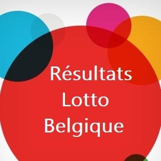 Résultats Lotto Belgique