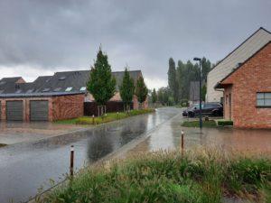weerfoto weerstation Solaura Brugge