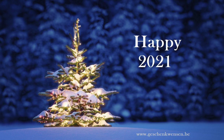 Nieuwjaarswensen | Nieuwjaar 2021 | Fotogedichten voor Facebook