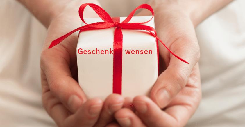 geschenkwensen